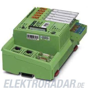 Phoenix Contact Inline-Controller, komplet ILC 370 PN 2TX-IB