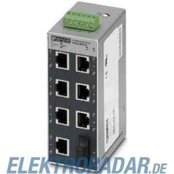 Phoenix Contact Gigabit Ethernet Switch FL SWITCH SFN 7GT/SX