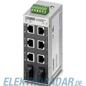 Phoenix Contact Gigabit Ethernet Switch FLSWITCH SFN 6GT/2LX