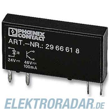 Phoenix Contact Miniaturoptokoppler OPT- 5DC/48DC/100