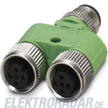Phoenix Contact Y-Verteiler/Verbinder SAC-3P-M12Y2XM12FSPE