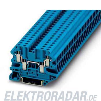 Phoenix Contact Vierleiter-Universalklemme UT 4-QUATTRO BU