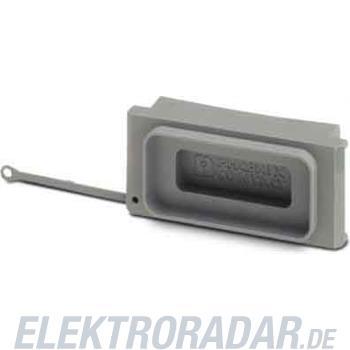 Phoenix Contact D-SUB Schutzdeckel VS-09-SD