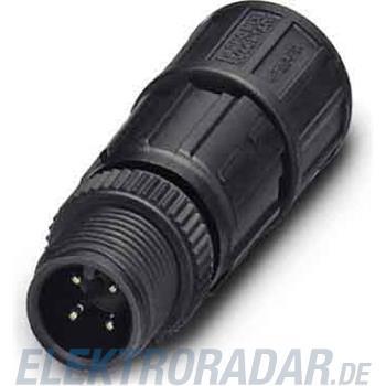 Phoenix Contact Sensor-/Aktor-Stecker SACC-M12MS-4QO-0,34