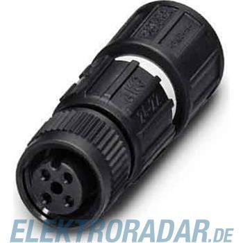 Phoenix Contact Sensor-/Aktor-Stecker SACC-M12FS-4QO-0,34