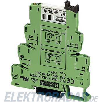 Phoenix Contact Relais Einzelkontakt PLC-RSC- 24 #2966317