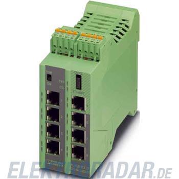 Phoenix Contact Ethernet-Hub FL HUB 8TX-ZF