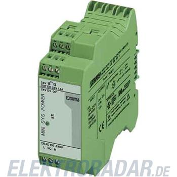 Phoenix Contact Stromversorgung MINI-SYS-PS #2866983