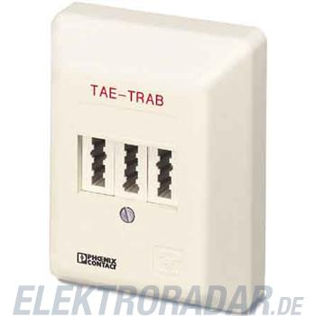 Phoenix Contact TAE-Anschlussdose TAE-TRAB FM-NFN-AP