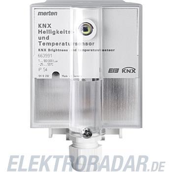 Merten KNX Helligkeit/Temp.sensor 663991