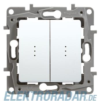 Legrand Niloe Multifunktionsschalter mit LED, 664714 664714