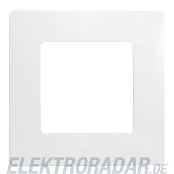 Legrand 665001 Niloe Rahmen 1-fach ultraweiß