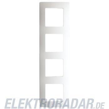 Legrand 665004 Niloe Rahmen 4-fach für horizontale und vertikale