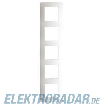 Legrand 665005 Niloe Rahmen 5-fach für horizontale und vertikale