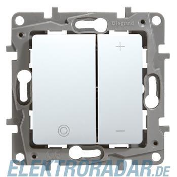 Legrand 665115 Niloe Universal-Tastdimmmer 40-400W mit Schraubkle