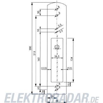 Rademacher Blendenadapter VK 9410