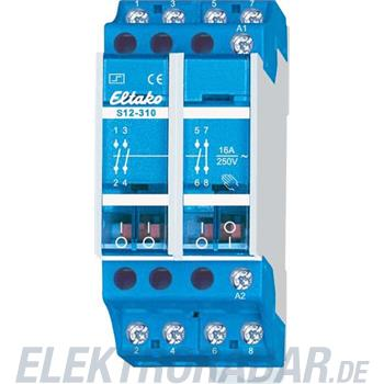 Eltako Stromstoßschalter S12-310-8V