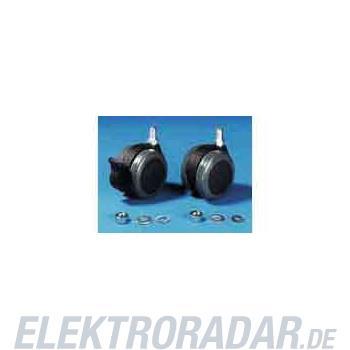 Rittal Doppel-Lenkrollen CP 6148.000(VE1Satz)