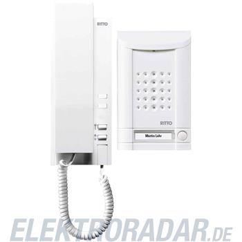 Ritto Einfamilienset 1 Minivox-Set weiß 1 6731/70