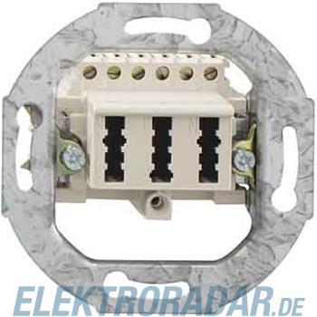 Rutenbeck Anschlußdose TAE 3x6 NFN Up0 rw 10210517