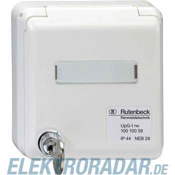 Rutenbeck Industriegehäuse UpG-I rw