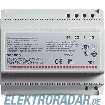 Legrand BTicino (SEK Netzgerät Audio analog 336000