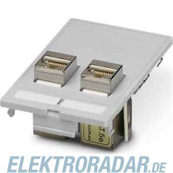 Phoenix Contact Datenfrontplatte VS-SI-FP-2D #1657737