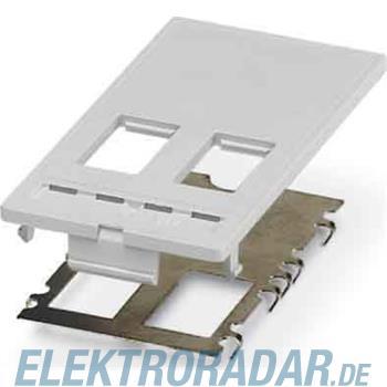 Phoenix Contact Frontplatte VS-SI-FP-2RJ-MOD