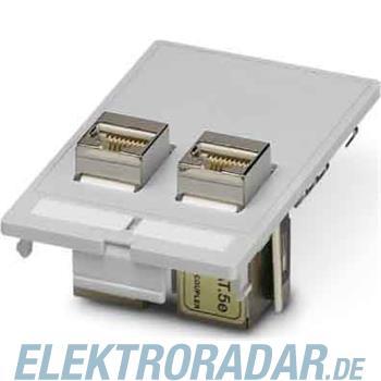 Phoenix Contact Datenfrontplatte VS-SI-FP-DS #1657711