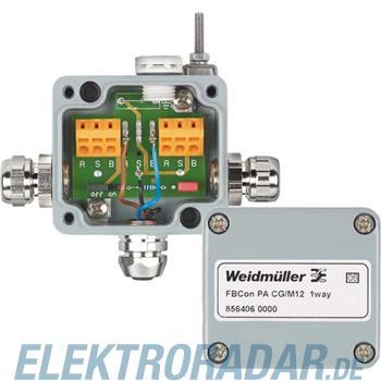 Weidmüller Netzkomponente (Feldbus) FBCon PA CG/M12 1way