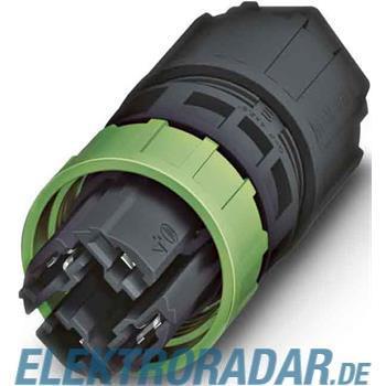 Phoenix Contact Steckverbinder QPD P 3PE2,5 6-10 BK