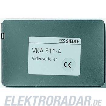Siedle&Söhne Videoverteiler VKA 511-4