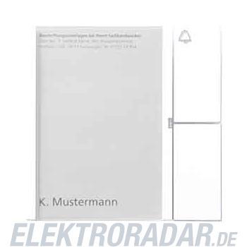 Siedle&Söhne Tasten-Modul TM 612-1 W