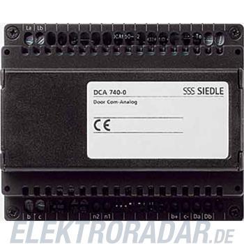 Siedle&Söhne DoorCom-Analog DCA 740-01
