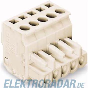 WAGO Kontakttechnik Federleiste 722-206/026-000