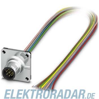 Phoenix Contact Einbausteckverbinder SACC-SQ-M12 #1441561