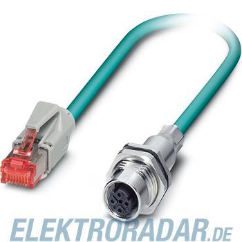 Phoenix Contact Patchkabel CAT5e 1m VS-M12FSBPS 1m