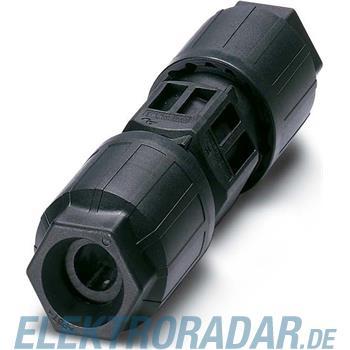 Phoenix Contact Leitungsverbinder QPD C4PE2,5 2X6-11BK