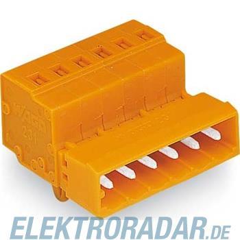 WAGO Kontakttechnik Stiftleiste 231-645/018-000