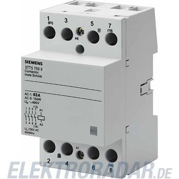 Siemens Insta-Schütz 5TT5750-0