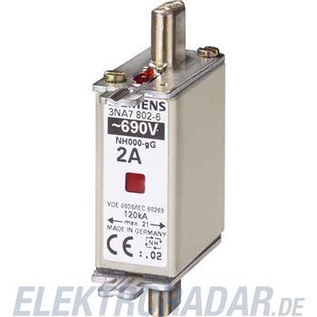 Siemens NH-Sicherungseinsatz GL/GG 3NA7802-6