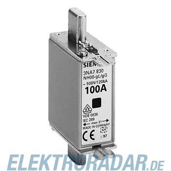 Siemens NH-Sicherungseinsatz GL/GG 3NA7803-6