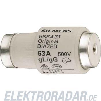 Siemens DIAZED-Sicherungseinsatz 5SB4010
