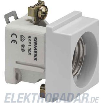 Siemens DIAZED-Sicherungssockel 5SF1005