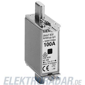 Siemens NH-Sicherungseinsatz GL/GG 3NA7803