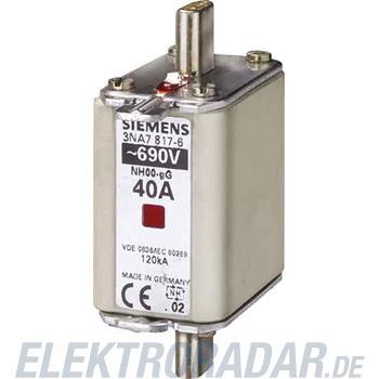 Siemens NH-Sicherungseinsatz GL/GG 3NA7817