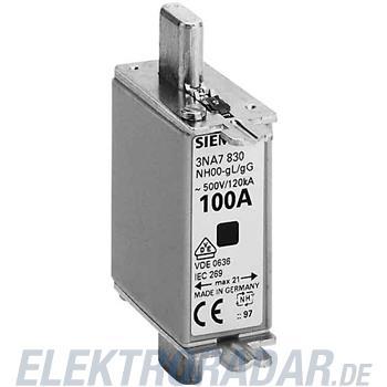 Siemens NH-Sicherungseinsatz GL/GG 3NA7830-7