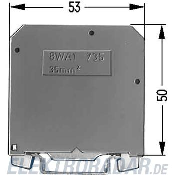 Siemens PE-Klemme 8WA1011-1PM00