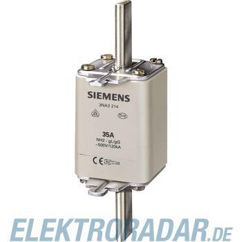Siemens NH-Sicherungseinsatz GL/GG 3NA3214