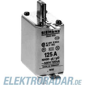 Siemens NH-Sicherungseinsatz GL/GG 3NA3020